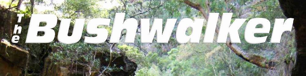 Bushwalker Magazine published by Bushwalking NSW