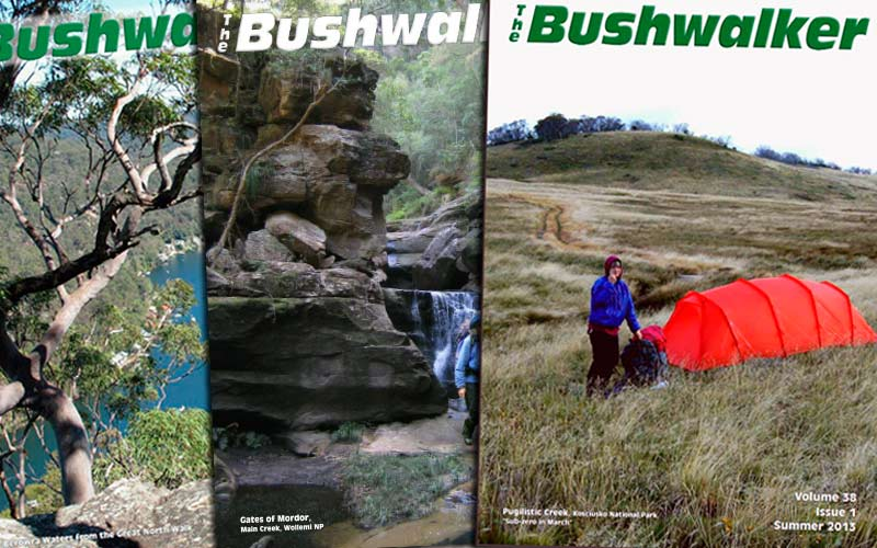 The Bushwalker Magazine magazine is the official publication of Bushwalking NSW