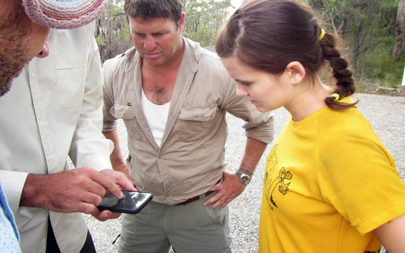 How to use a map, compass and GPS to navigate safely in the bush
