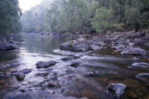 Warragamba Dam wall | Bushwalking NSW