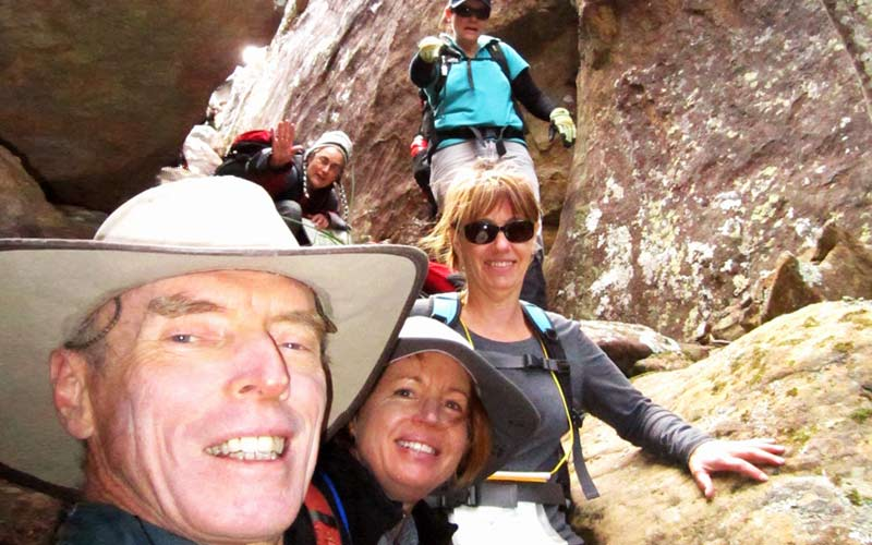 How to become a bushwalking and conservation volunteer
