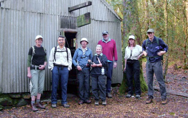 Join a bushwalking club to get started and enjoy safe bushwalks with a group of like-minded people