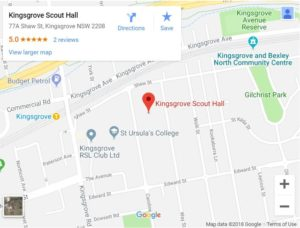 Kingsgrove Scout Hall